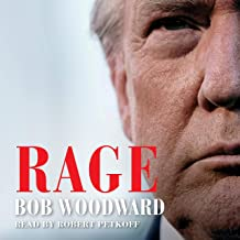 CMG November Book # 1 of the Month Is Rage Bob Woodward