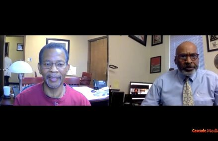 Conversation With Cascade Media Group Founder Carlos Nelson Sr. Discussing Issues That Affect The African American Community (AAC) With Ajamu Webster