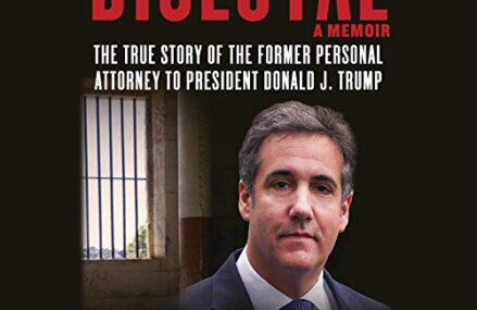 CMG December Book #3 Of The Month IS The True Story of the Former Personal Attorney to President Donald J. Trump