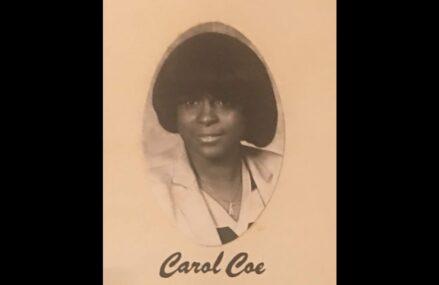 A PORTRAIT IN BLACK LEADERSHIP Featuring Carol Coe