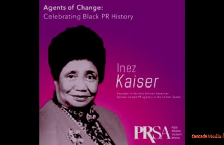 """A PORTRAIT IN BLACK LEADERSHIP""  Featuring Inez Kaiser"