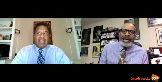 Conversation with CMG Founder Carlos Nelson Sr. Emanuel Cleaver lll  Issues That Affect Black People