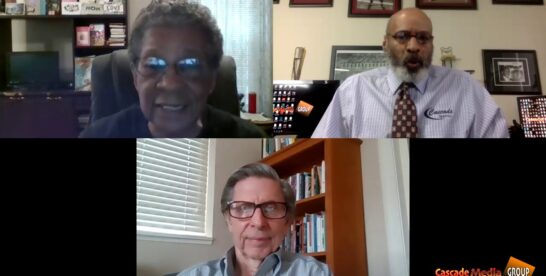 Interview With Community Leaders Sankofa Ester Holzendorf and Tallgrass Economics & Finance & Politics David Kingsley