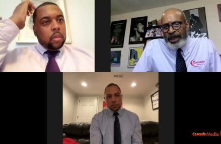 Interview with KC State Representative Mark Sharp District 036  &  STL  Representative-Elect Marlon Anderson District 076