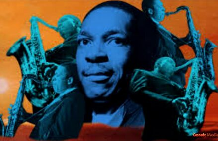 JAZZ IN Black Cascade Media Group's New Jazz Series Shorts Featuring John Coltrane Album Covers