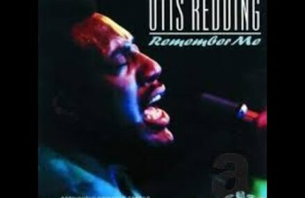 """R&B IN Black"" Cascade Media Group's New R&B Series Featuring Otis Redding Album Covers"