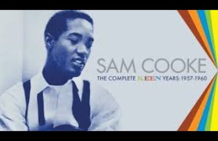 """""""R&B IN Black"""" Cascade Media Group's New R&B Series Featuring Sam Cooke Pictures"""