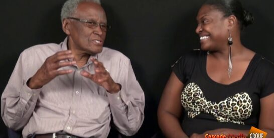 """A PORTRAIT IN BLACK LEADERSHIP"" Featuring Alvin Brooks"
