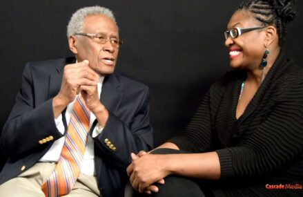 """A PORTRAIT IN BLACK LEADERSHIP"" Featuring Alvin Brooks"