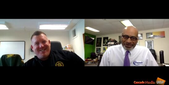 Interview With Jackson County Sheriff's department Sergeant Doug Blodget