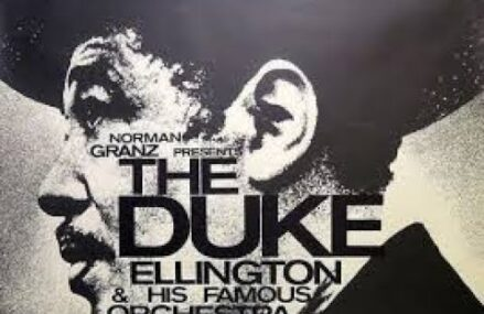 """JAZZ IN Black"" Cascade Media Group's New Jazz Series Shorts Featuring Duke Ellington Album Covers"