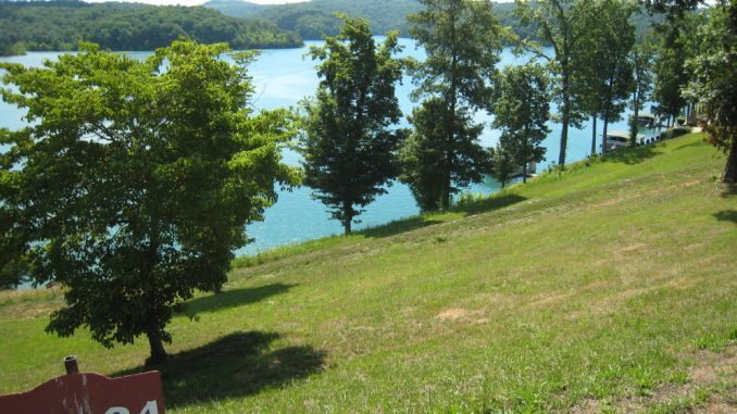Lot 23 The Peninsula on Norris Lake