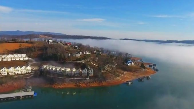 Deerfield Resort on Norris Lake
