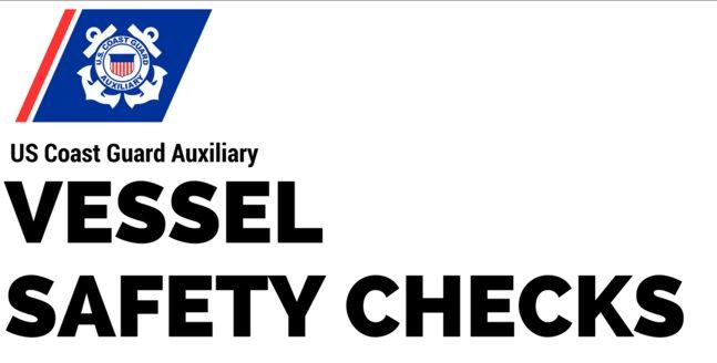 Coast Guard Safety Checks