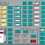Matrix Plasma Asher Descum System Robot Teach Screen