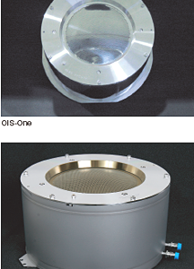 OIS-One OIS-Two OIS-Two Plus ION SOURCE