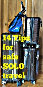14 Tips for Safe Solo Travel