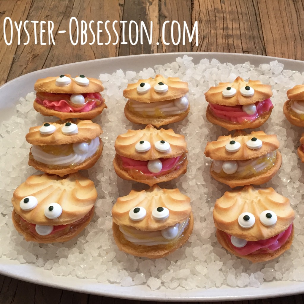 Oyster Cookies!