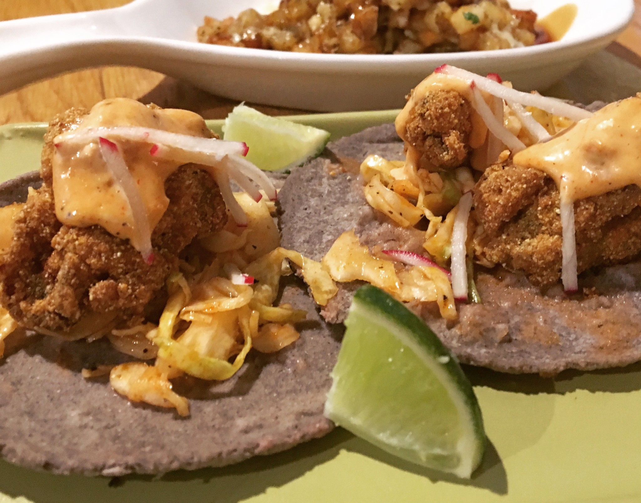 oyster taco recipes