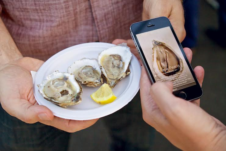2014 BK Oyster Riot. Photo Credit: Julie Qiu of In A Half Shell.