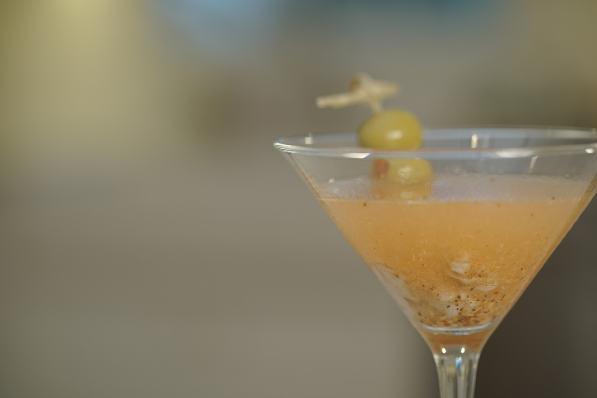 oyster martini, Dirty Martini Oyster Shooter