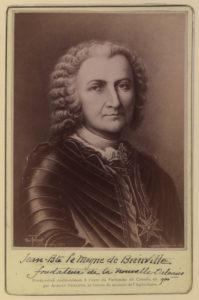 Jean-Baptiste Le Moyne, Sieur de Bienville, namesake of Oysters Bienville