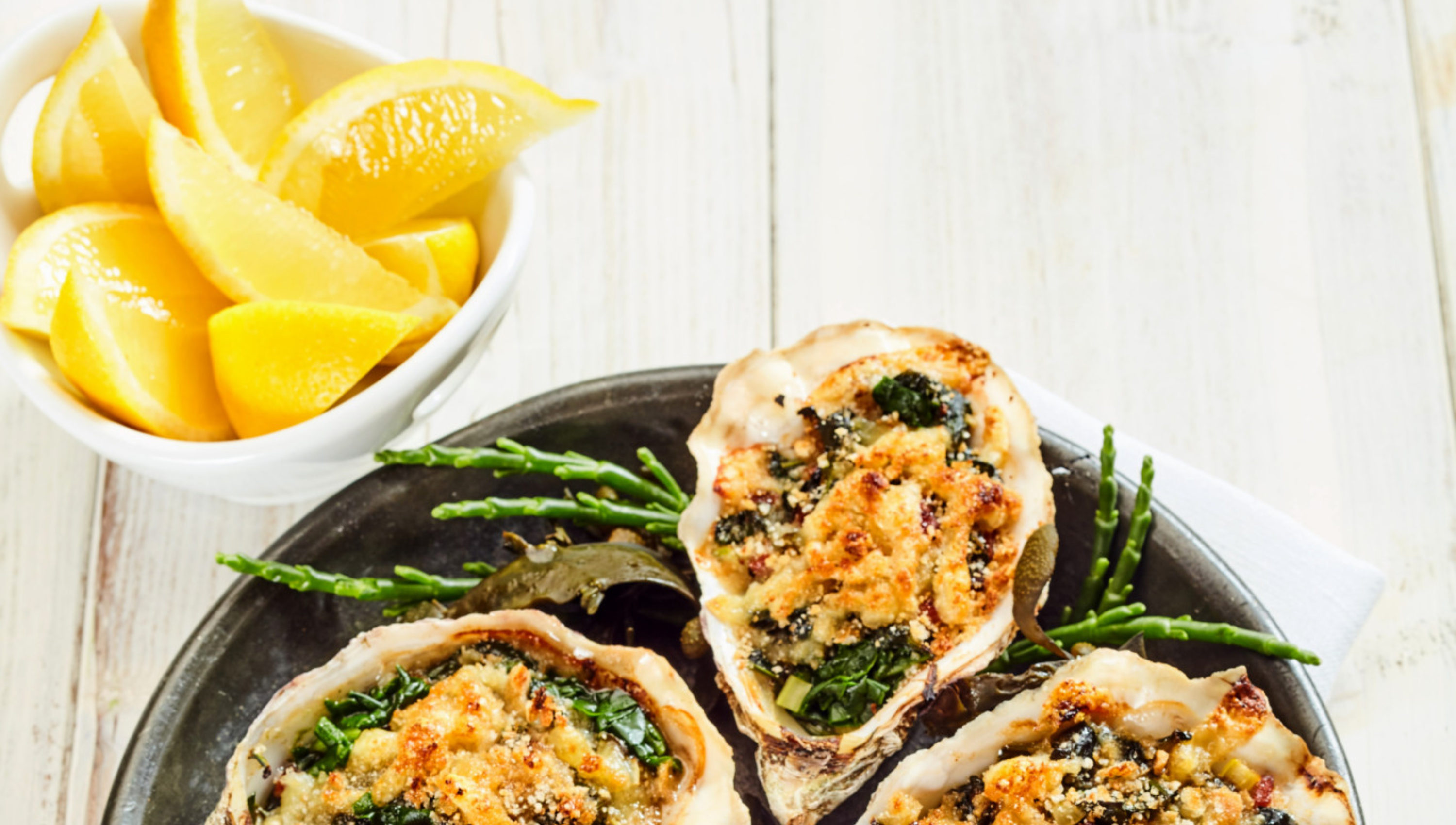oysters rockefeller recipes