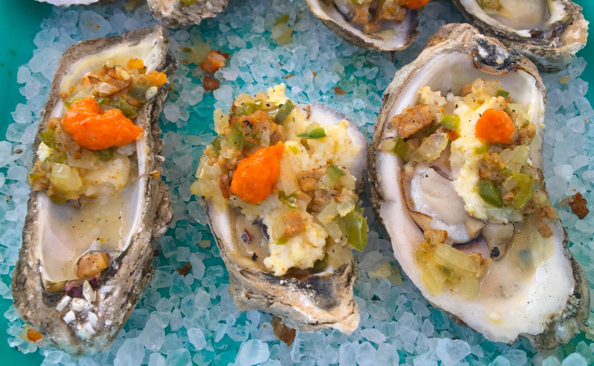 Beach House Kitchen (Gulf Shores, AL) won the Cajun category.