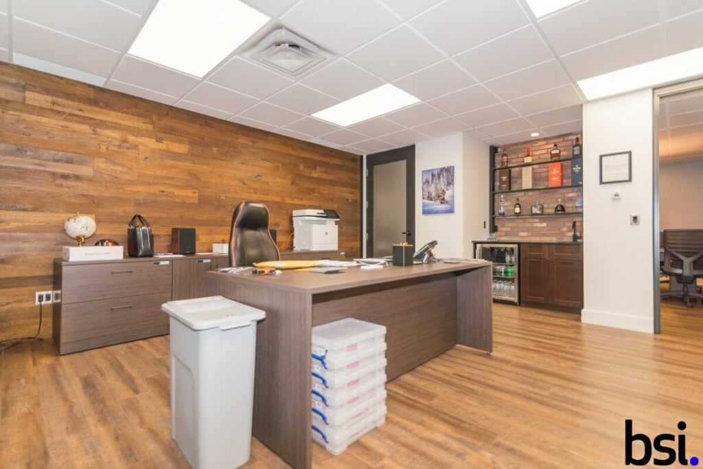 BSI Build Office Construction - EnviroShred