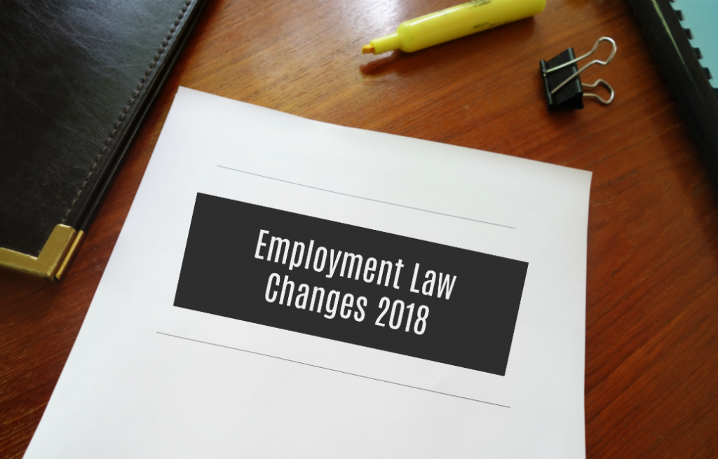 New Employee Laws