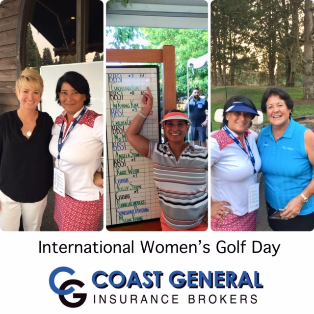 Womens Golf Day