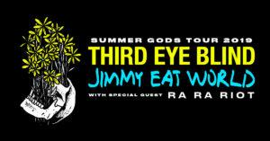 Third Eye Blind & Jimmy Eat World @ Starlight Theater