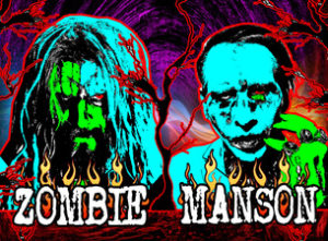 Rob Zombie & Marilyn Manson @ Providence Medical Center Amphitheater