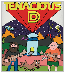 Tenacious D @ Starlight Theater