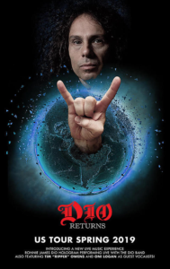 Ronnie James Dio Hologram @ Uptown Theater