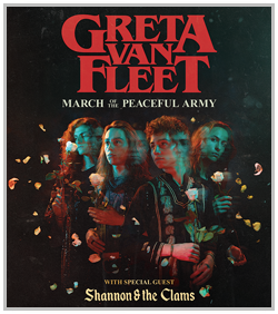 Greta Van Fleet @ Starlight Theater