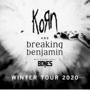 Korn & Breaking Benjamin @ Intrust Bank Arena