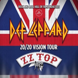 ZZ Top & Def Leppard @ Intrust Bank Arena