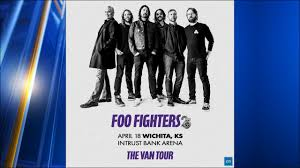 Foo Fighters @ Intrust Bank Arena