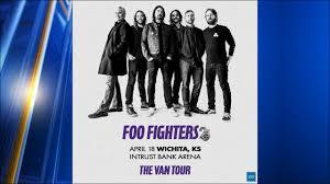 Foo Fighters @ Intrust Bank Arena