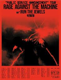 Rage Against the Machine w/ Run the Jewels @ Sprint Center