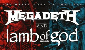 Megadeth & Lamb of God @ Sprint Center