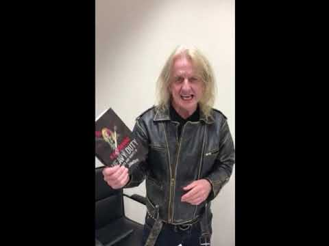 K.K. DOWNING: Paperback Edition Of 'Heavy Duty: Days And Nights In Judas Priest' Due In September