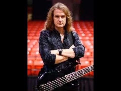 MEGADETH's DAVID ELLEFSON Checks In With His Creator Every Morning