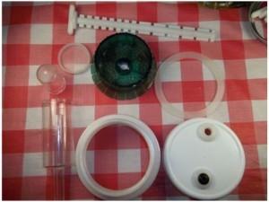 3D Printed Pickle Jar parts