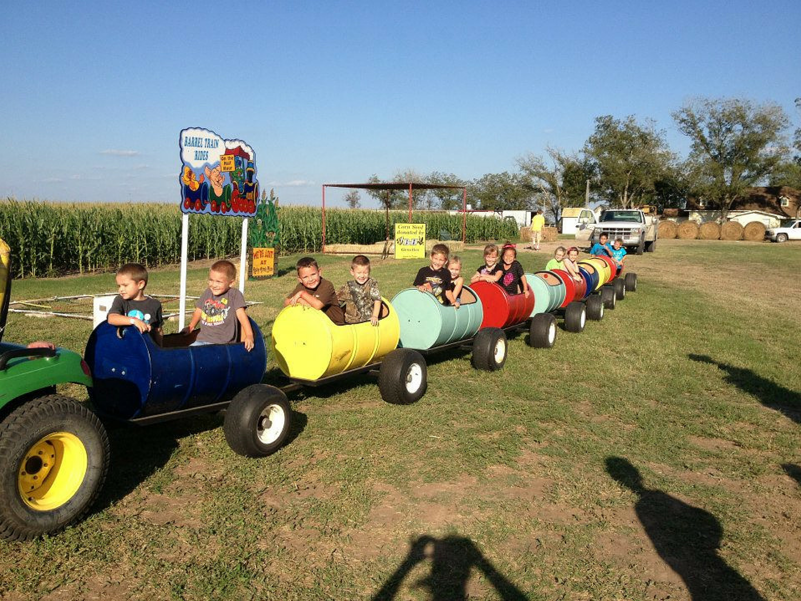 Barrel Train