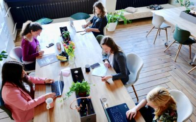 Coworking Spaces: The Evolution of The Workplace
