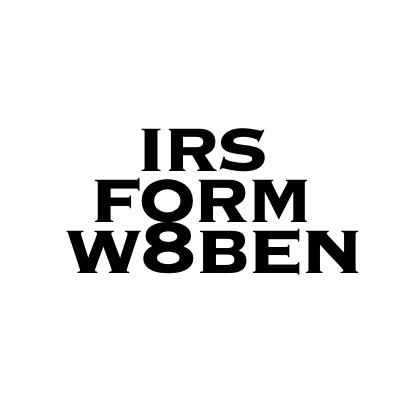 Formularz W-8-BEN