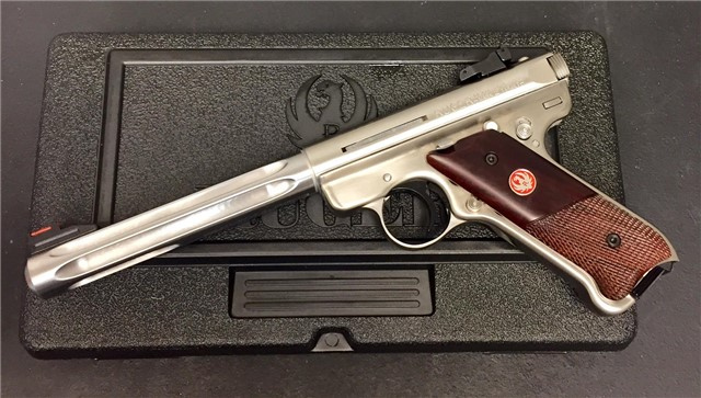 Ruger Mark III Hunter SS 6.9″ 10118 NEW Arvada CO