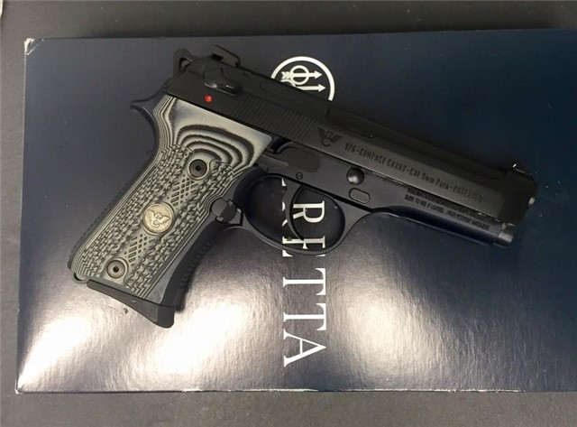 Beretta Wilson Combat 92G Compact Carry NEW Arvada CO